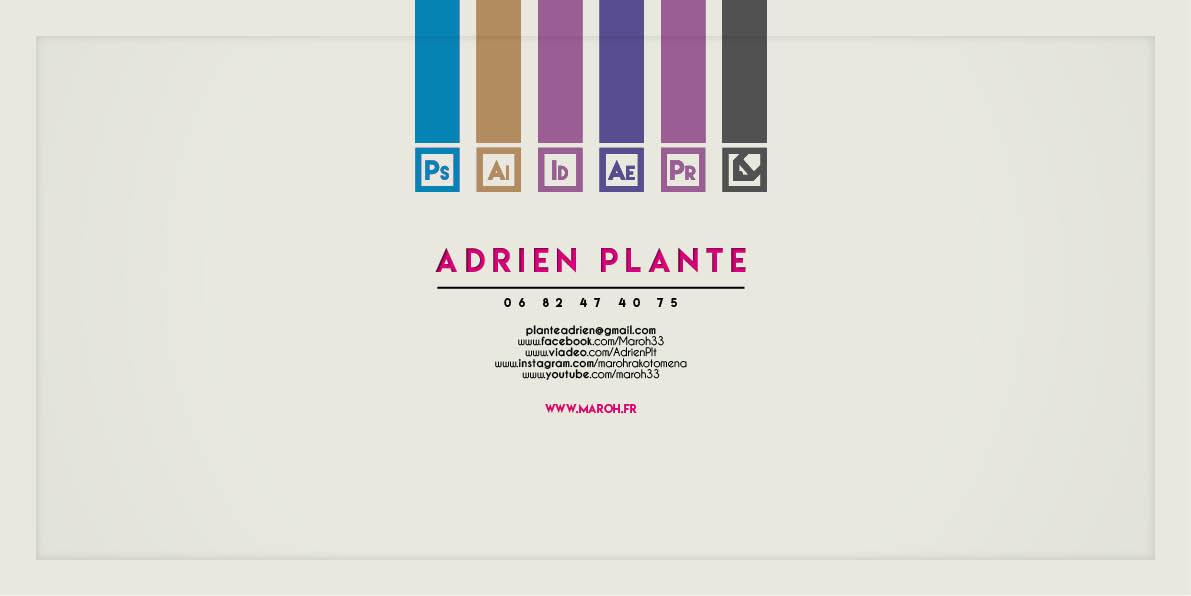book Adrien plante - animal box 829
